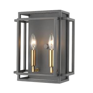 Titania - Two Light Wall Sconce