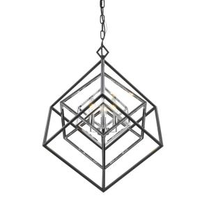 Euclid - 3 Light Chandelier