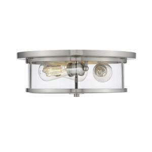 Savannah - 3 Light Flush Mount