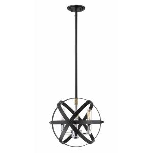 Cavallo - 3 Light Pendant