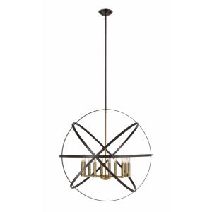 Cavallo - 10 Light Pendant