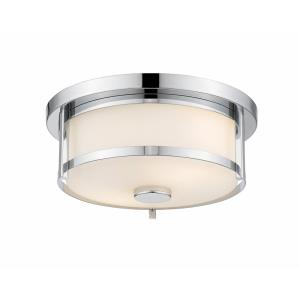Savannah - Two Light Flush Mount