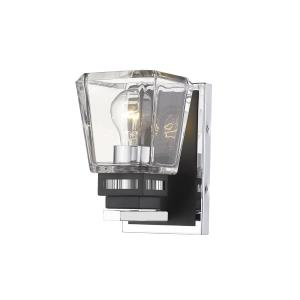 Jackson - 1 Light Wall Sconce in Restoration Style - 4.75 Inches Wide by 8 Inches High
