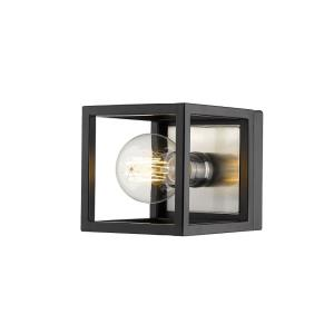 Kube - 1 Light Wall Sconce in Electric Style - 5.75 Inches Wide by 5.75 Inches High