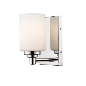 Soledad - 1 Light Wall Sconce in Metropolitan Style - 4.5 Inches Wide by 7.5 Inches High