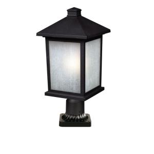 Holbrook - 1 Light Outdoor Post Mount Light