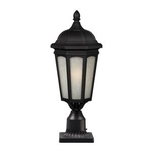 Newport - 1 Light Outdoor Post Mount Light