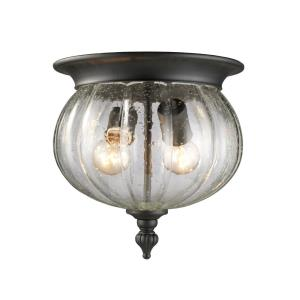 Belmont - Outdoor Flush Mount Light