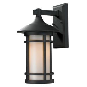 Woodland - One Light Outdoor Wall Mount