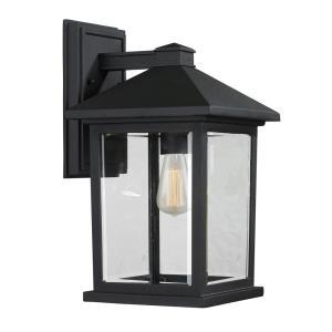 "Portland - 14"" One Light Outdoor Wall Lantern"