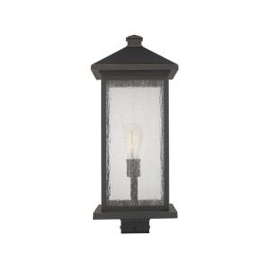 Portland - 117 Inch One Light Outdoor Post Mount