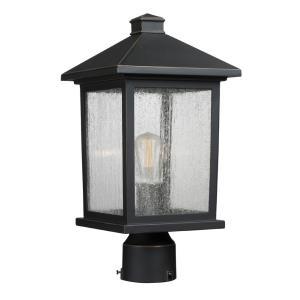 "Portland - 16"" One Light Outdoor Post Lantern"