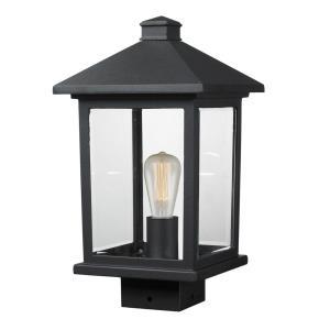 "Portland - 14"" One Light Outdoor Post Lantern"