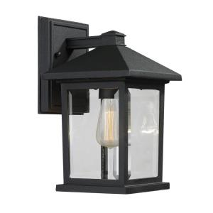 Portland 10.25 Inch Outdoor Wall Lantern Aluminum Approved for Wet Locations