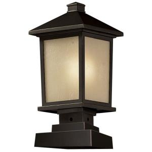 Holbrook - One Light Outdoor Post