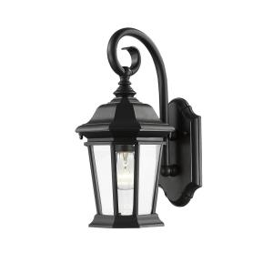 Melbourne 15.75 Inch Outdoor Wall Lantern Aluminum Approved for Wet Locations