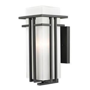 Abbey - One Light Outdoor Wall Mount