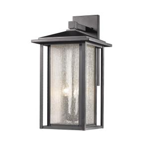 Aspen 21.13 Inch Large Outdoor Wall Lantern Aluminum Approved for Wet Locations