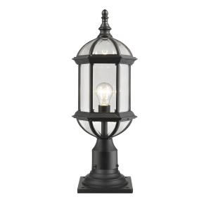 Annex - One Light Outdoor Pier Mount