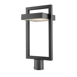 Luttrel - 21.63 Inch 12W 1 LED Outdoor Post Mount