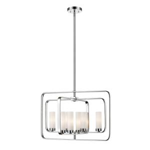 Aideen - 8 Light Pendant in Fusion Style - 24.24 Inches Wide by 16 Inches High