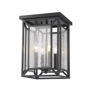 Braum - 4 Light Pendant in Metropolitan Style - 10.2 Inches Wide by 15 Inches High