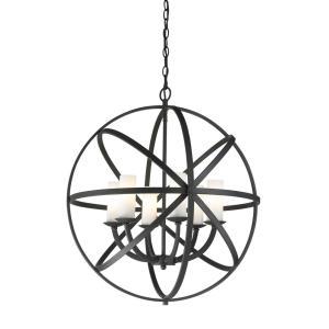 Aranya - Six Light Pendant