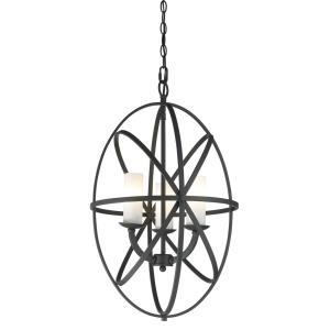 Aranya - Three Light Pendant