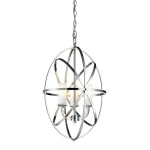 Aranya - 3 Light Pendant in Fusion Style - 16 Inches Wide by 25 Inches High