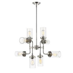 Calliope - Eight Light Pendant