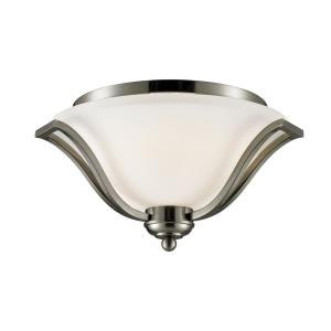 Lagoon - 3 Light Flush Mount