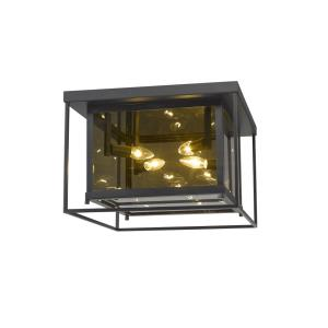 Infinity - 4 Light Flush Mount in Classical Style - 16 Inches Wide by 11 Inches High