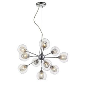 "Agai -22"" Ten Light Chandelier"