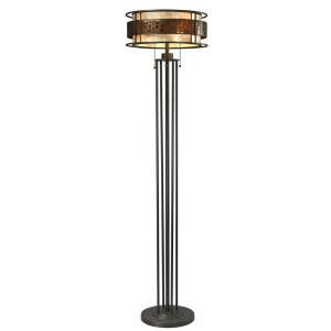 Oak Park - Three Light Floor Lamp