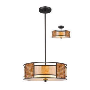 Parkwood - 18 Inch Three Light Pendant