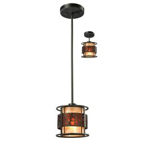 Oak Park - 1 Light Mini Pendant