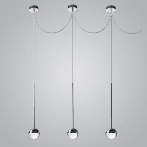 """Convivio - 4.31"""" 13W 1 LED Cable Suspension"""