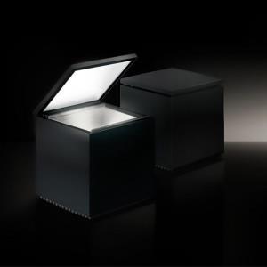 Cuboled - 4.31 Inch 2W 1 LED Table Lamp
