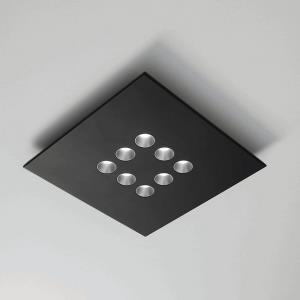 "Confort - 17.69"" 36W 8 LED Square Flush Mount"