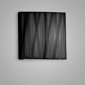 Dress - Two Light Square Wall Mount