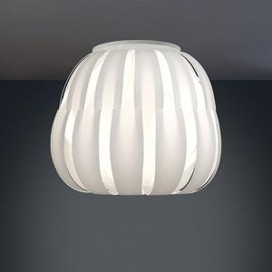 Queen - 9.06 Inch 7W 1 LED Flush Mount