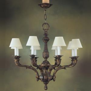 Zamora - Eight Light Chandelier