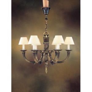 Almeria - Six Light Chandelier