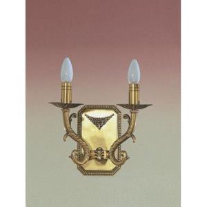 Morain - Two Light Wall Sconce