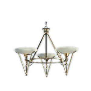 Genova - Three Light Chandelier