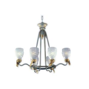 Parma - Six Light Chandelier