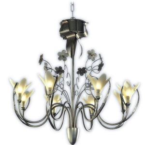 Brescia - Six Light Chandelier