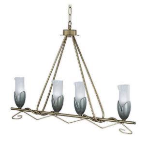 Torino - Four Light Pendant