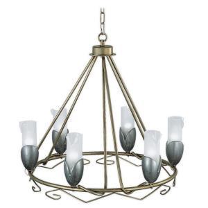 Torino - Six Light Pendant