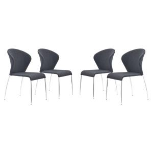 Oulu - 34.8 Inch Dining Chair 1 Pack (Set Of 4)